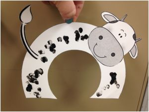 cow crafts for kids (2)