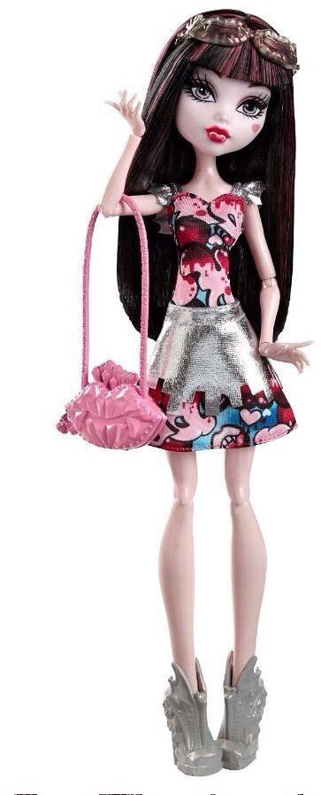 Osta Monster High, Boo York, Ghouls Doll, Draculaura – Lekmer.fi - verkkokaupasta