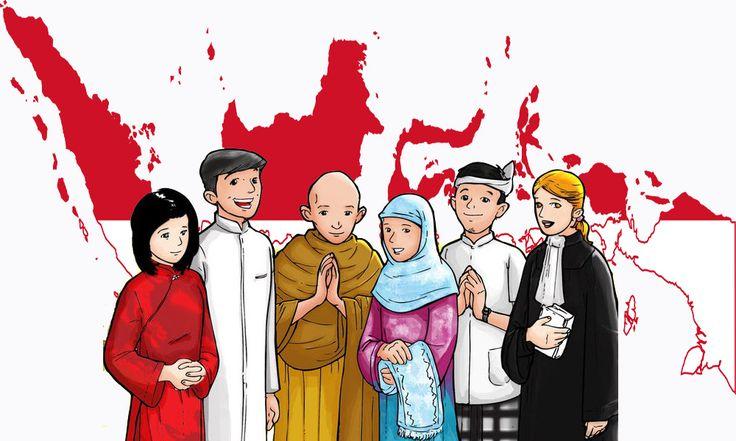 Rapor Merah Toleransi Beragama Tahun 2015, Sayang sekali nilainya merah dengan masih banyaknya kasus toleransi yang tak dituntaskan pemerintah.