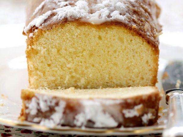Citroencake - Libelle Lekker!