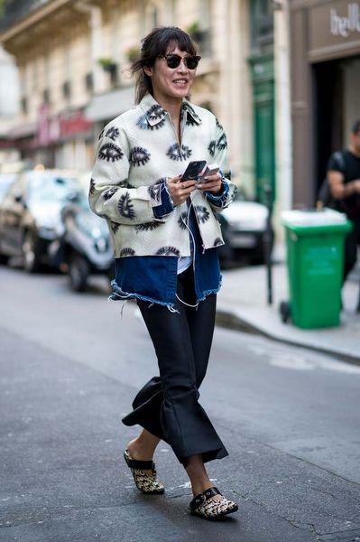 Paris Moda Haftası Sokak Stilleri: 1. Gün - Fotoğraf 1 - InStyle Türkiye