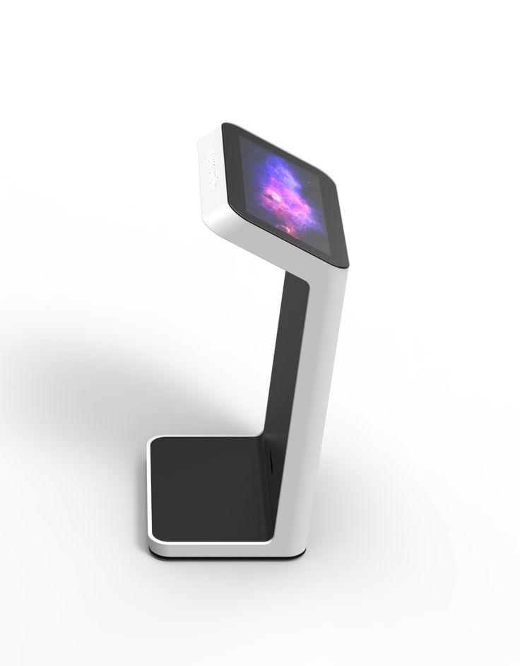 MuseumSys Interactive Kiosk designed by Lehel Juhos, Juhos Design Studio