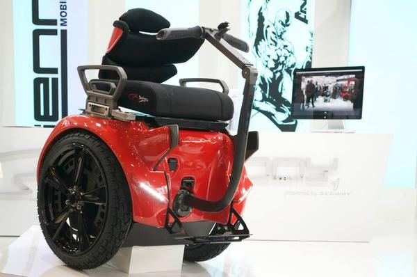 The world's first official Segway wheelchair. #WANT >>> See it. Believe it. Do it. Watch thousands of spinal cord injury videos at SPINALpedia.com