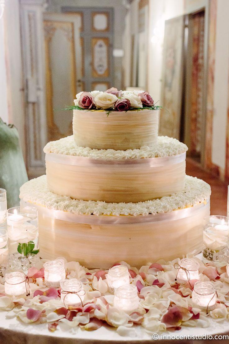 Tonino da Cortona - millefoglie wedding cake