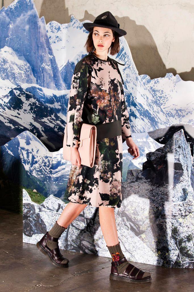 Fashion Show Look 29 http://www.lenafashion.it/capi/antonio-marras-blusa-felpa.html