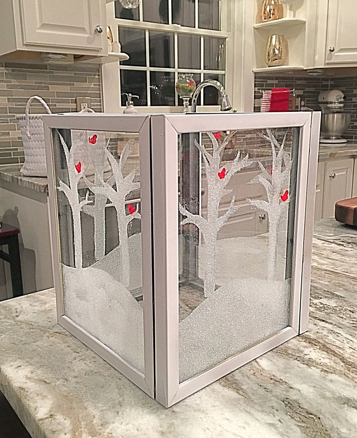 Dollar Tree Store: Dollar Tree DIY Cardinal Lantern