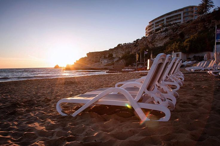 Simplicity the finest of all arts. #seabreeze #horizon #instaphoto #mediterranean #marenostrum #mediterranean #deckchair #instapic #simplicity #share #malta #ramel #appleseyebeach #sonofabeach #chillout #travel #summer #thoughtoftheday #thoughtfullmoments