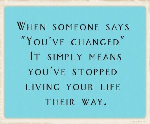 change.