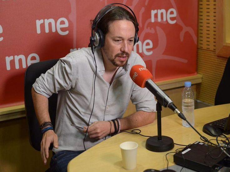 """Iglesias pide a Sánchez que no apoye """"a un gobierno de corruptos y violentos"""""""