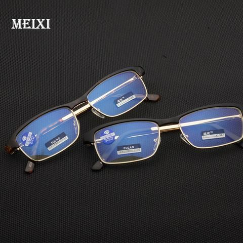 Women's Reading Glasses 1.0 1.5 2.0 2.5 3.0 3.5 4.0 Folding Reading Glasses Hmc Coated Aspherical Glass Alloy Frame Women Men Fashion Unisex Eyewear Apparel Accessories
