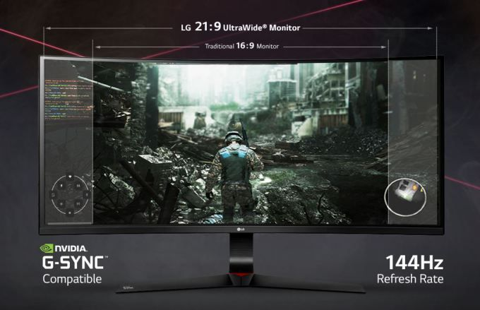 LG releases new 34-inch ultra-wide curved gaming monitor with NVIDIA G-SYNC support - https://www.loudread.com/lg-releases-new-34-inch-ultra-wide-curved-gaming-monitor-with-nvidia-g-sync-support/