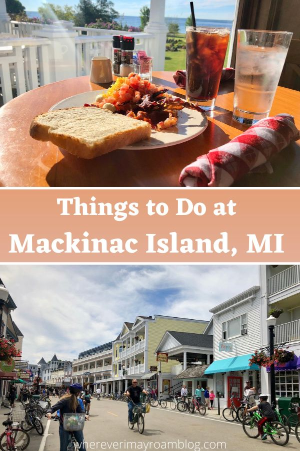 Mackinac Island Things To Do At Michigan S Hidden Gem Wherever I May Roam Travel Blog In 2021 Mackinac Island Mackinac Island Things To Do Mackinac