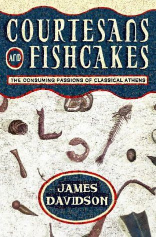 From 2.19 Courtesans And Fishcakes: The Consuming Passions Of Classical Athens