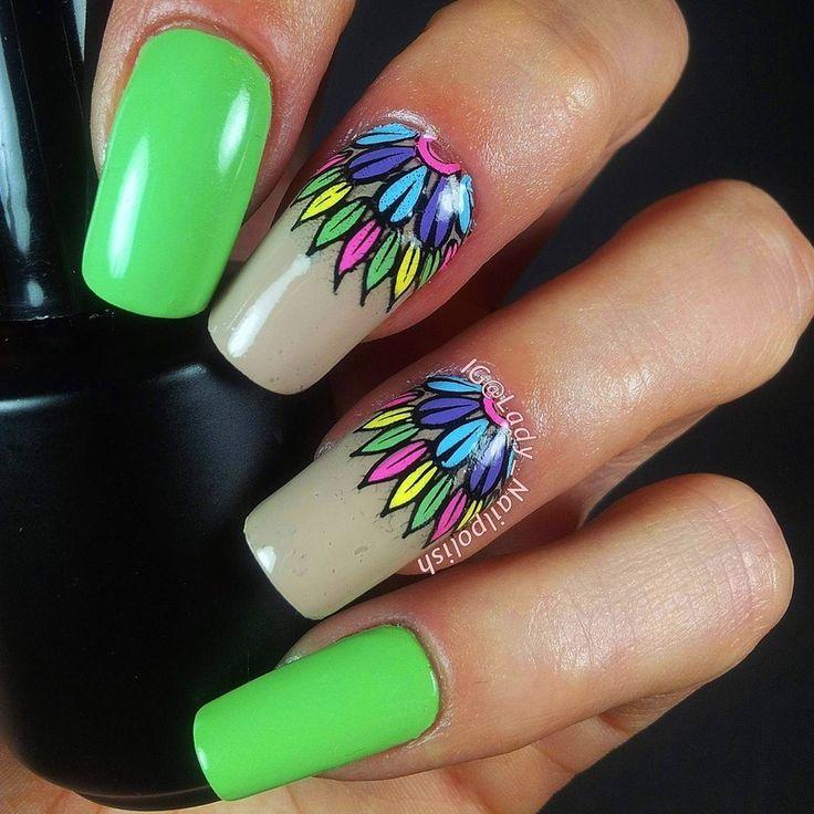 "MoYou FASHIONISTA 11 : Manicure "" É Carnaval ! "" by Lady Nailpolish Nathalie BLOG: http://ladynailpolishnathalie.blogspot.com/2015/02/moyou-fashionista-11-manicure-e-carnaval.html  INSTAGRAM https://instagram.com/p/yhlbMzA41n/?modal=true"