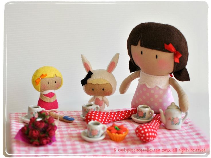 Мой Тини-Крошечный Кукла ® Rosy и друзья