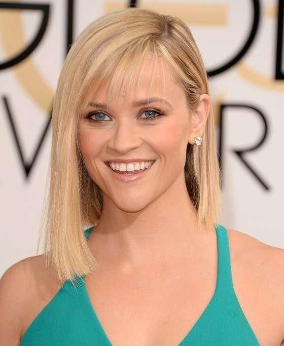 Tagli capelli asimmetrici 2014 - Taglio capelli di Reese Witherspoon 2014