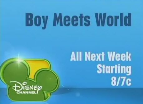 """Get Ready For """"Girl Meets World"""" By Watching """"Boy Meets World"""" On Disney Channel May 5, 2014"""