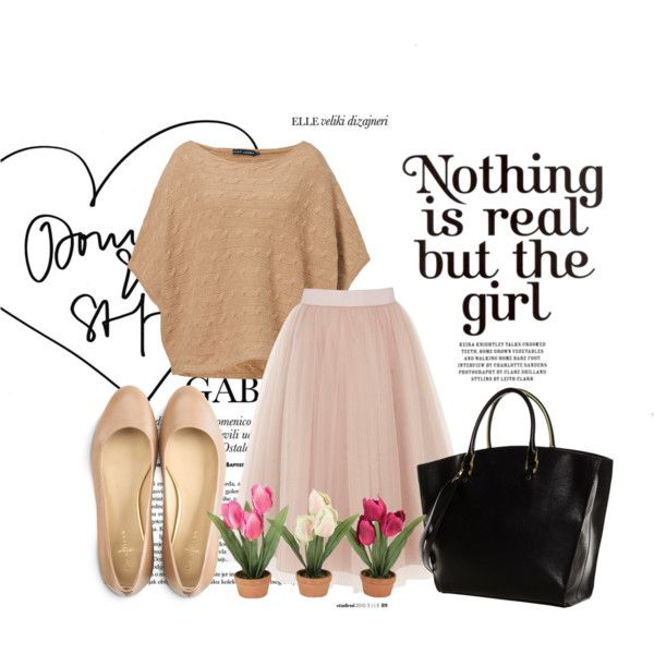 """Nothing is real but the girl"" by bloobaz on Polyvore"