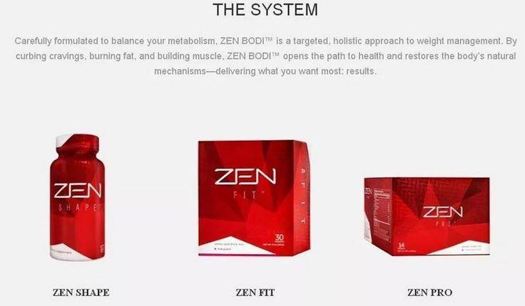 ZEN Bodi The System!