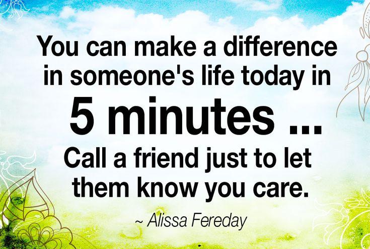 How to make someone call you