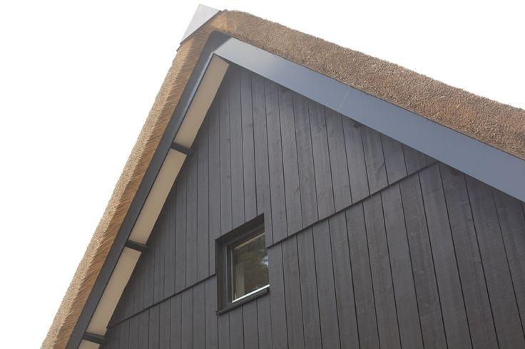 Complete Upgrading Van Een Jaren 39 70 Villa Modern Rieten