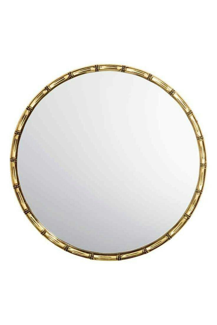 H&M bamboe spiegel