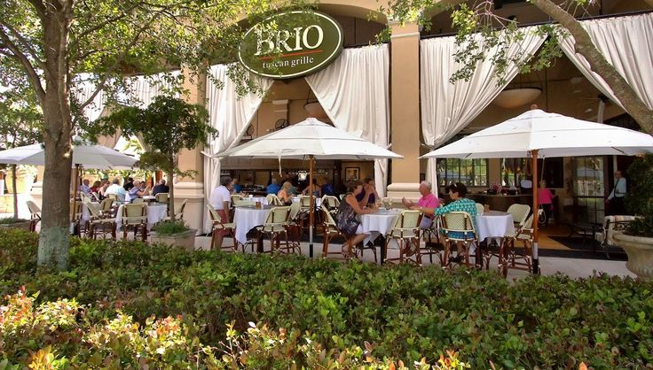Happy hour at Brio Tuscan Grille