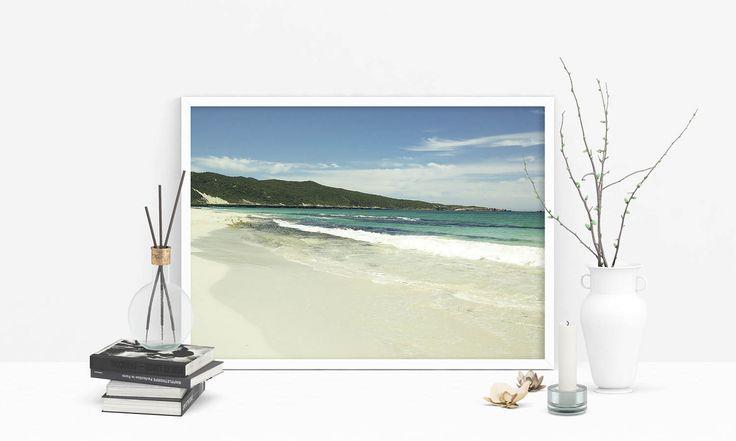 Beach Photo, Ocean Print, Sea Print, Beach Print, Beach Decor, Travel Photography, Printable Art, Fine Art Photography, Photography Prints by SilBarragan on Etsy