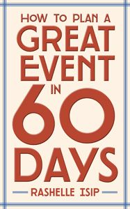 Need help organizing a large event? This step-by-step eBook is a lifesaver! http://www.theorderexpert.com/how-to-plan-a-great-event-in-60-days/