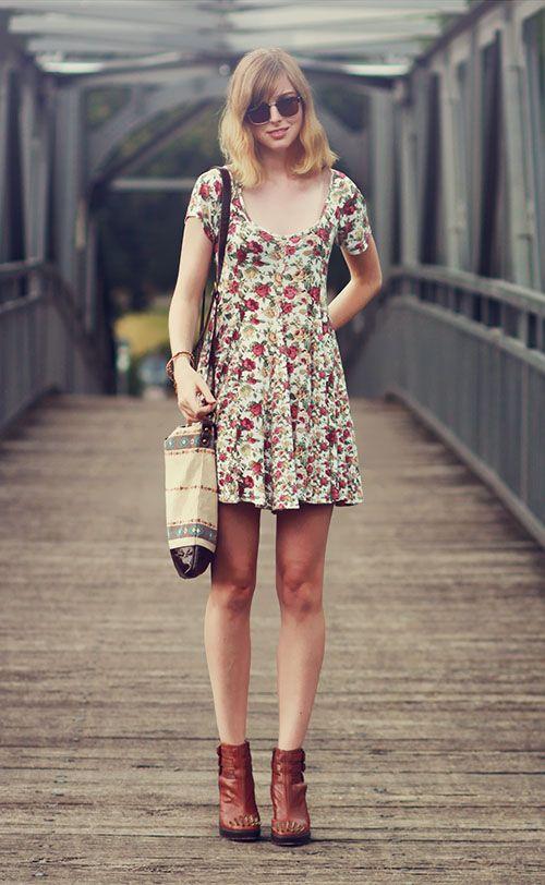 outfit: hopeless romantic - BEKLEIDET - Modeblog / Fashionblog Germany