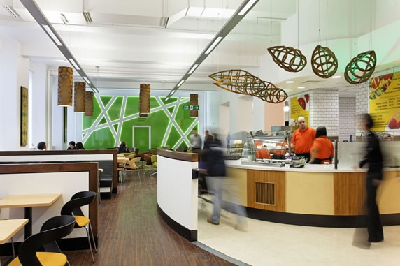 Cafe Tierra by Aston University