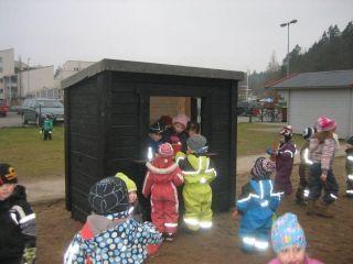 Lilla Butiken at förskolor i Alingsås.