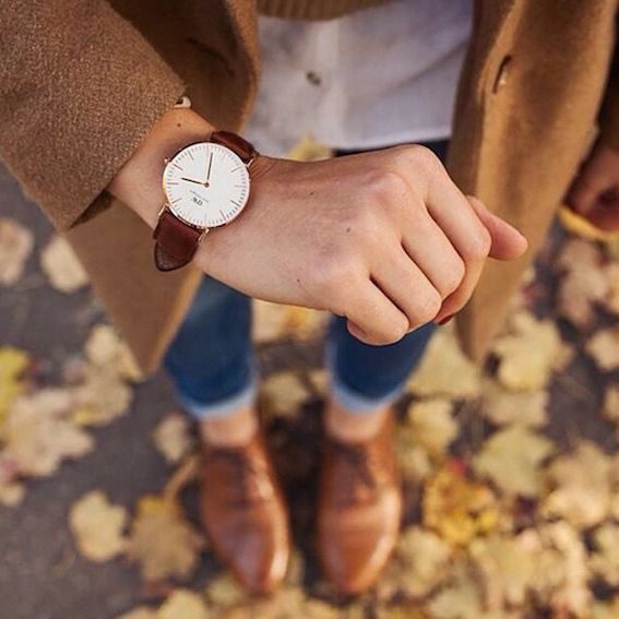 Get 15% off you favourite Daniel Wellington watch with our promo code! See more on the blog! TheGarageStarlets.com