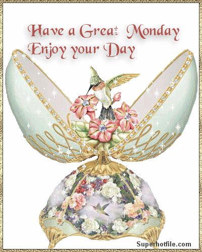 Have a great Monday, enjoy your day! days monday days of the week weekdays…