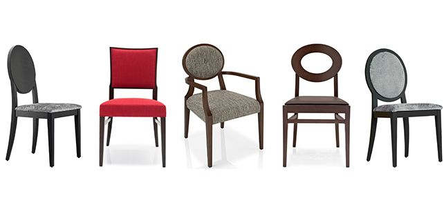 M s de 25 ideas incre bles sobre sillas clasicas en for Tipos de sillas para comedor