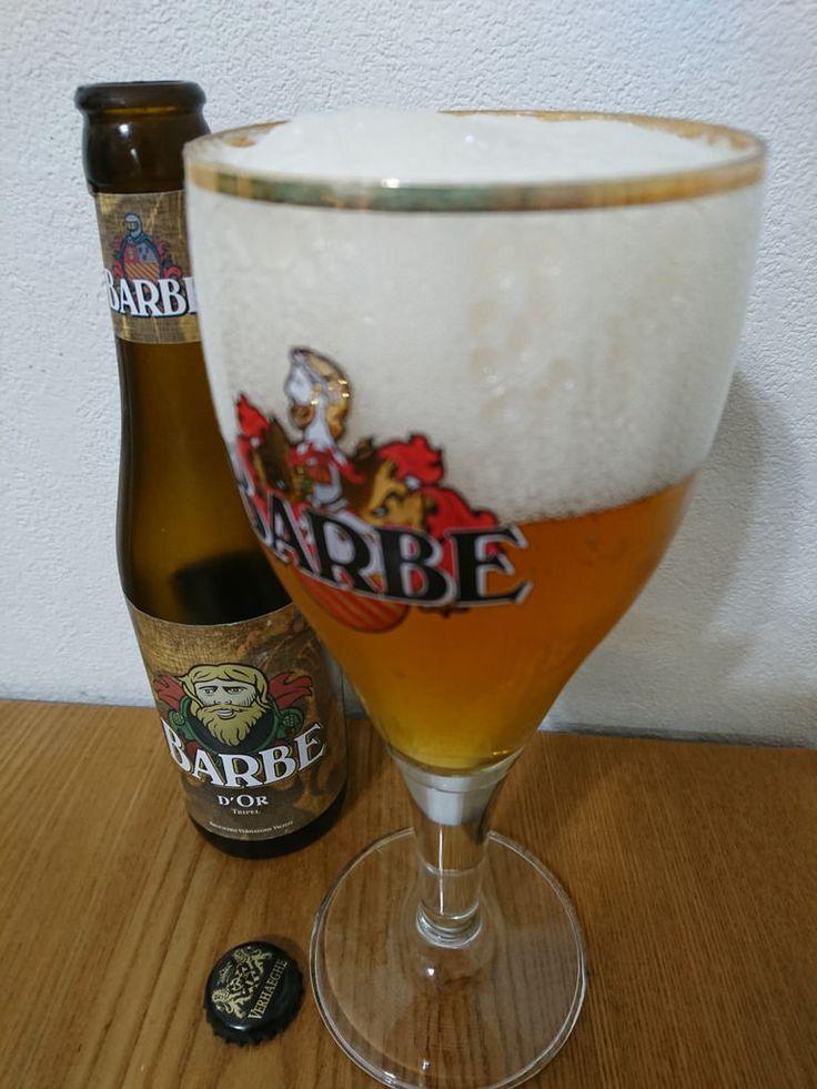 Barbe d'Or Barbe d'Or Alc.75%Vol. e33cl Brouwerij Verhaeghe Vichte Beukenhofstraat 96 B-8570 Vichte http://ift.tt/1Uzl3mi