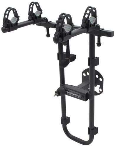 Hollywood Racks SR2 2-Bike Carrier - Spare Tire Mount Hollywood Racks Spare Tire Bike Racks HRSR2