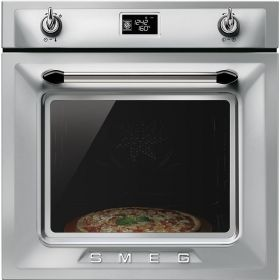 SFP6925XPZ: Four Smeg conçu en Italie, dispose de caractéristiques fonctionnelles de haute qualité avec un design qui conjugue style et haute technologie. Découvre-le sur www.smeg.fr