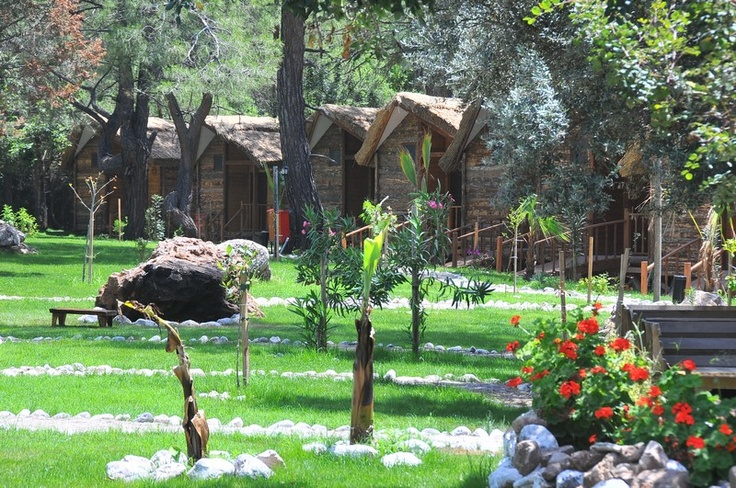 Muğla - Fethiye faralya köyü