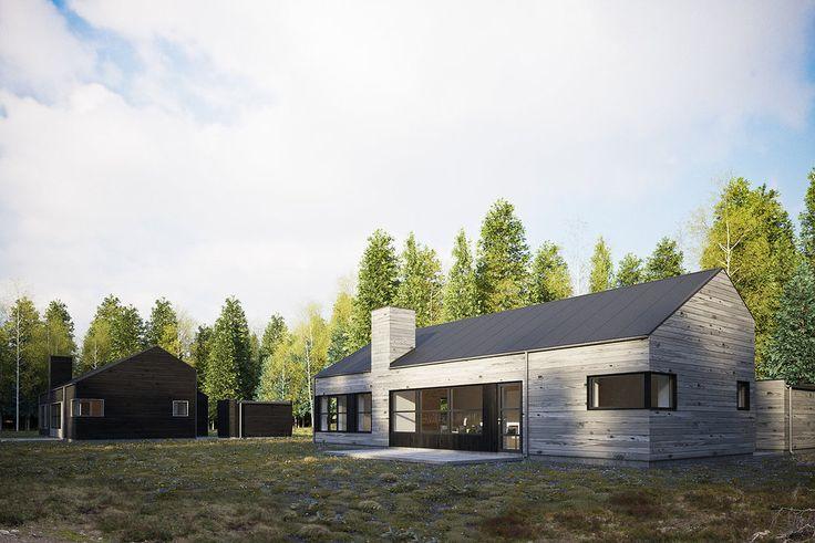ZIPHOUSE - Arkitektritade Passivhus | Lodge