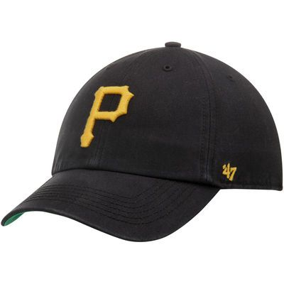Pittsburgh Pirates '47 Game Franchise Fitted Hat - Black