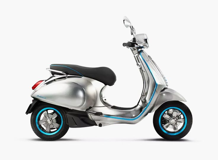 the electric vespa will bring the very latest in electric technology to a scooter that retains all the features that have been vital to its success.