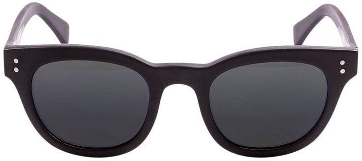 Matte Black/Smoke Santa Cruz Sunglasses by Ocean. These Santa Cruz sunglasses by Ocean are sure to impress. are the perfect pair as the lenses have been polarized to keep your eyes protected from the suns glare. They are light-weight, stylish and ideal for everyday wear. Acetate and Metal. Complete with an Ocean sunglasses sleeve.