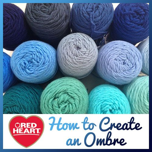 How to Create an Ombre