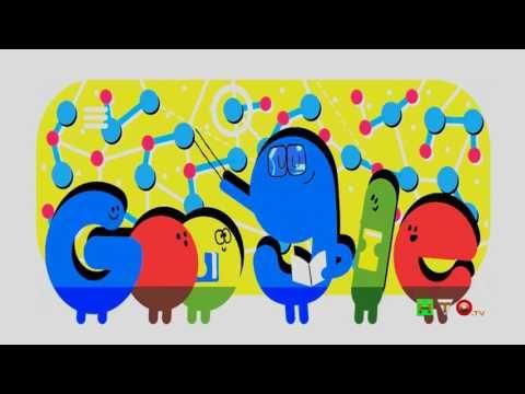 Il doodle animato di Google per la Giornata delle/degli Insegnanti (USA)...