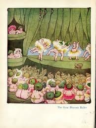 snuggle pot and cuddle pie - one of my favorite books from ym childhood...after all what is a childhood without gum nut babies???