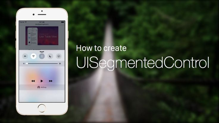 Learn how to implement iOS UISegmentedControl to create switch view controllers in your iPhone app.