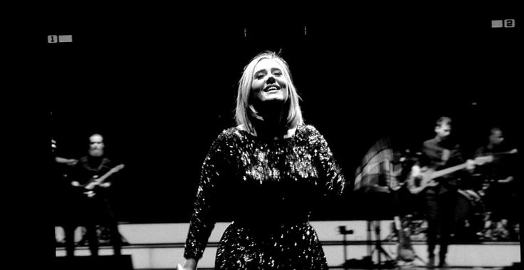 """Air Canada Centre, Toronto, October 4, 2016"" - Adele by Alex Waespi"