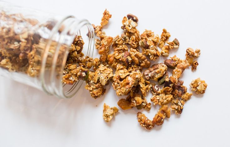 A new restaurant trend, these grain, nut, and seed clusters add a satisfying crunch and healthy hit to salads, veggies, and more.