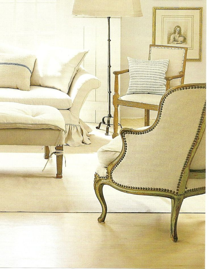 Living Room With Great Use Of Neutrals In The Various Chairs Upholstery Shannon Bowers